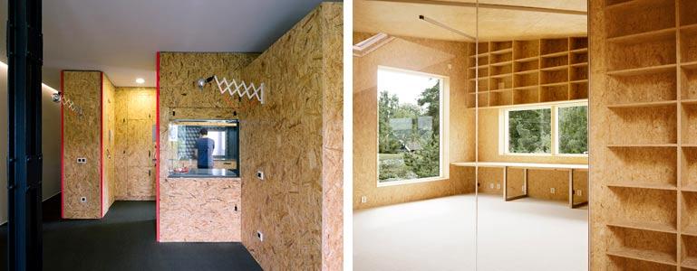 Внутренняя отделка дома из сип панелей варианты