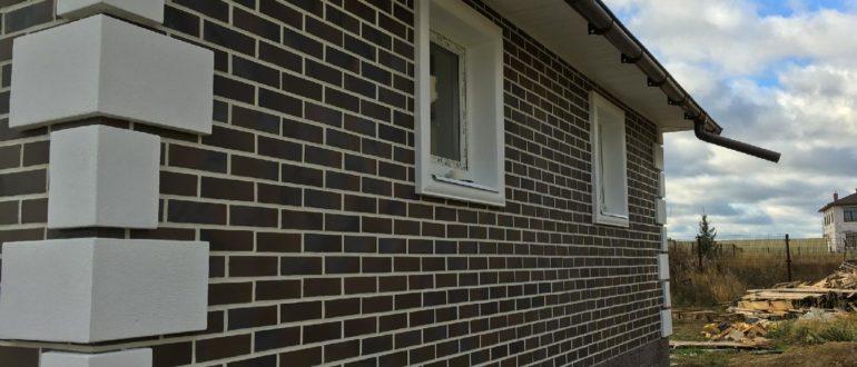 Утепление фасада дома снаружи термопанелями