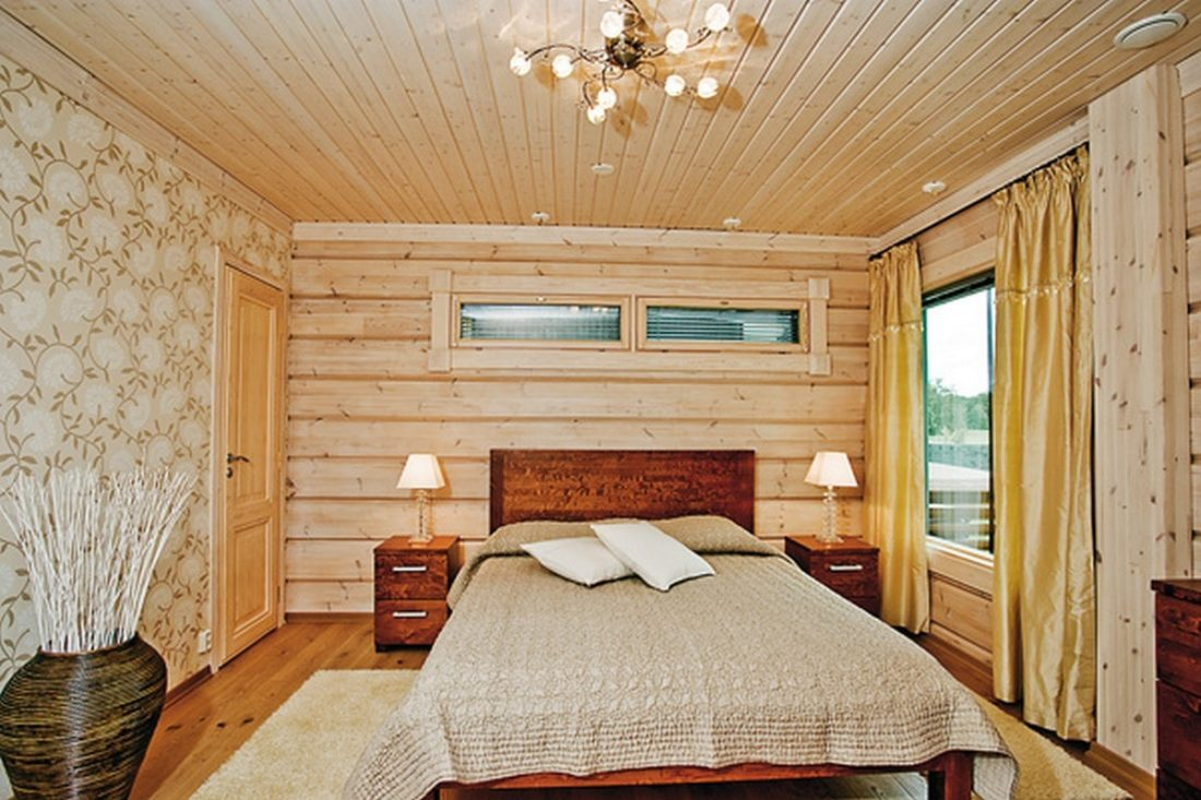 одна внутренняя отделка деревянного дома вагонкой фото экзисте вообще