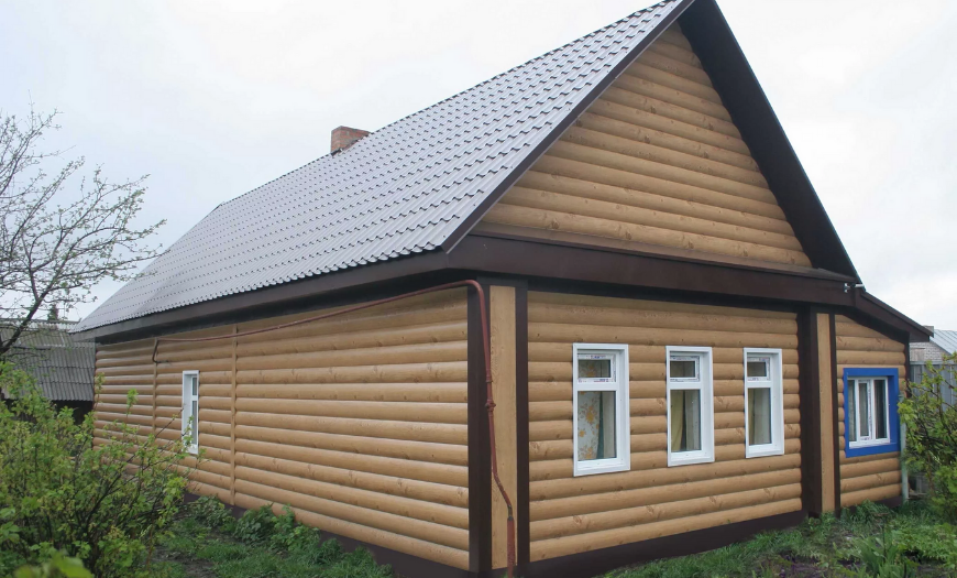 Облицовка фасада частного дома: варианты материалов обшивки дома снаружи